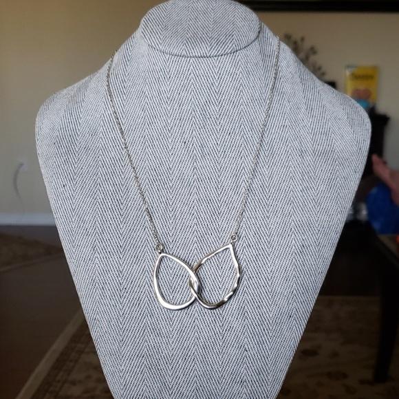 Chloe + Isabel Jewelry - Chloe +Isabel Silvertone Necklace